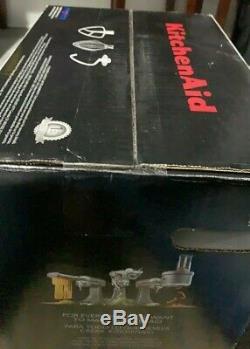 Nouveau Dans Kitchenaid Classic Plus 4.5 Pintes Tête Inclinable Batteur Argent