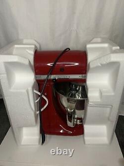 Nouveau Kitchenaid Artisan Series 5 Quart Tilt-head Stand Mixer Empire Red #a47