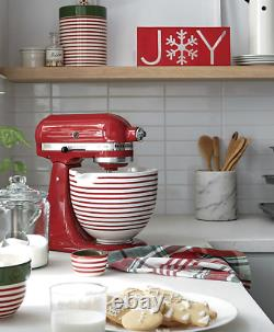 Nouveau Kitchenaid Artisan Series 5 Quart Tilt-head Stand Mixer Red