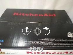 Nouveau Kitchenaid K45ssob Classic 4.5 Quart Tilt Head Stand Mixer Onyx Noir