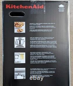 Nouveau Kitchenaid Pro Professional 5 Plus 5 Quart Bowl-lift Stand Mixer Argent