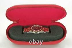 Omega Seamaster 120 Plongeur Jacques Mayol Acier Inoxydable & Quarts D'or 1980