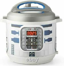 Pot Instantané 112-0104-01 6quart Star Wars Duo Cuisinière De Pression 6-quart