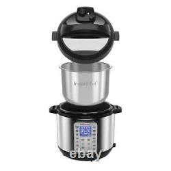 Pot Instantané Duo Plus 8 Quart Cuisinière De Pression Multi-usages Nouveau