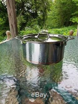 Pot Soupe Stock Avec Couvercle En Amérique