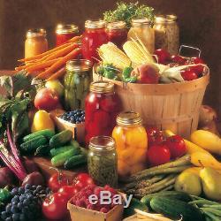Presto 23 Pintes Pression Canner Et Cuisinière Légumes Viandes Poulry Confitures Gelées