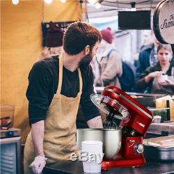 Robot Culinaire Pour Batteur Sur Socle Vivohome 650w Cuisine En Acier Inoxydable De 6 Pintes