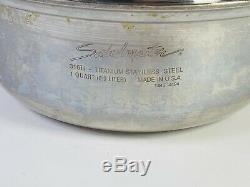 Saladmaster 1 Quart Pot 316ti Titane Inox Acier- Livraison Rapide