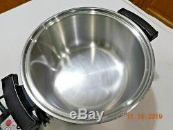 Saladmaster Mp5 Polyvalent Mijoteuse Crock Pot 5 Quart Sa005ocu