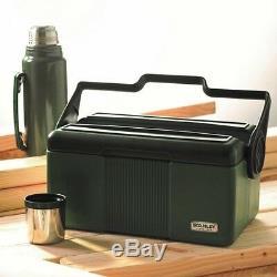Stanley Lunch Box Avec Thermos Set Embouteilleur Sous Vide Poignée De Refroidissement De 7 Pintes