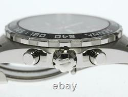 Tag Heuer Formule 1 Chronographe Caz1015. Ba0883 Ayrton Senna Noir Cadran Quart