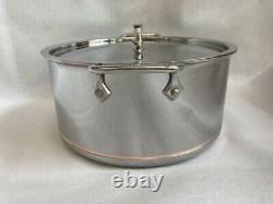 Tous Clad 5 Ply Copper Core 8 Quart Stockpot Pot Avec Couvercle