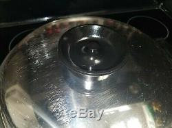 Townecraft Chefs Ware 5 Qt Liquide-core Électrique Marmite / Mijoteuse / Friteuse