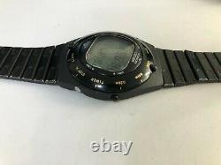 W357 Seiko Giugiaro Speed Master A828-4000 Pintes De Travail Nouvelle Batterie Vg