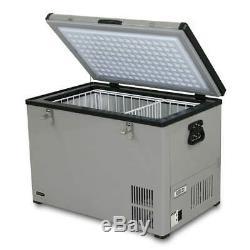 Whynter 85 Quart Portable Réfrigérateur Et Congélateur