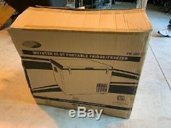 Whynter Fm-85g 85 Portable Pintes Réfrigérateur / Congélateur Ac 115v / DC 12v Voiture, Bateau, Camper
