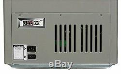 Whynter Fm-85g 85 Portable Réfrigérateur Pintes, Ac 110v / DC 12v Gris Vrai Congélateur