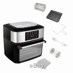 Zokop 1800w 16l Multifonctionnel Fryer Air Four All-in-one 16.9 Grill Accueil Pintes